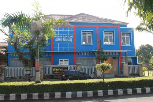 Kampus SMK Bina Nusa Slawi